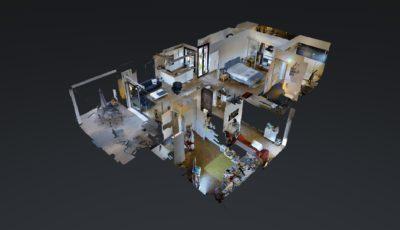 Maison Stéphane Benoît 3D Model